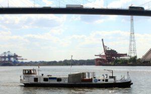 Brückenprüfschiff Hamburg